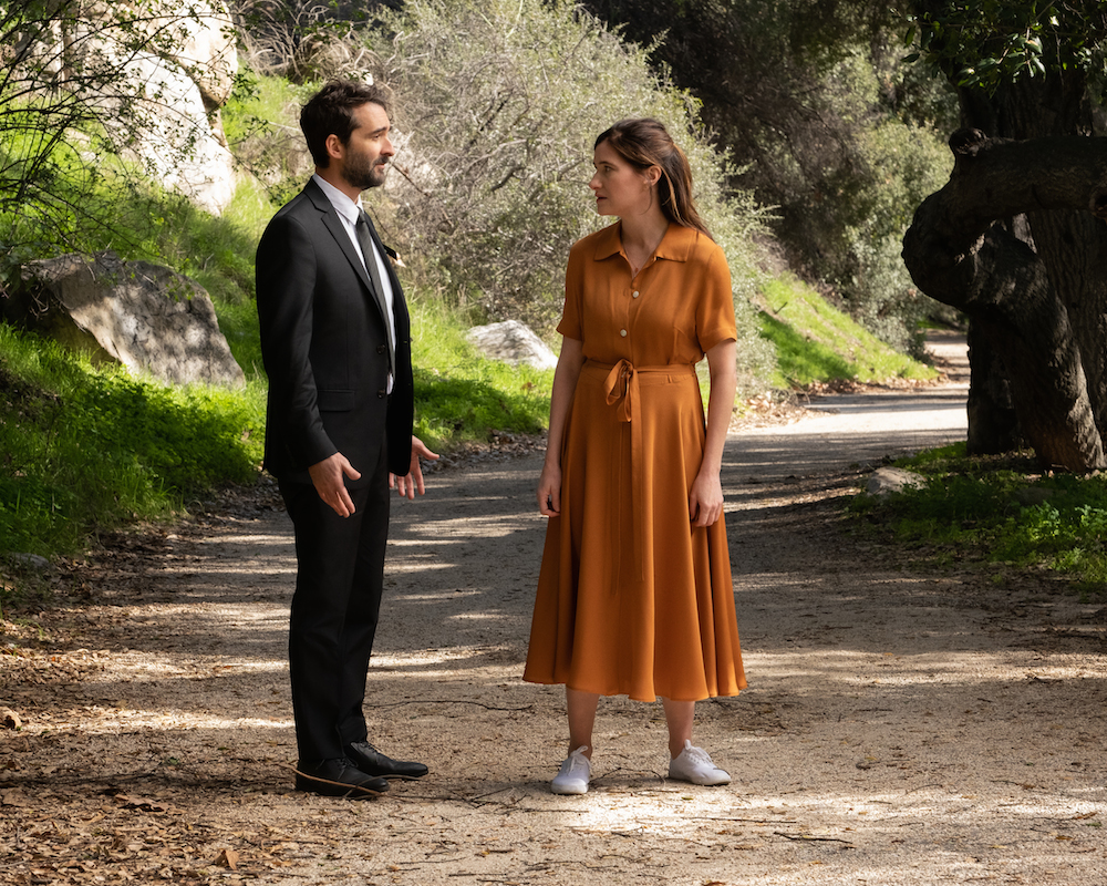 Jay Duplass and Kathryn Hahn