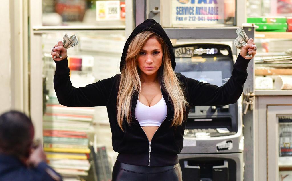 Jennifer Lopez Hustlers