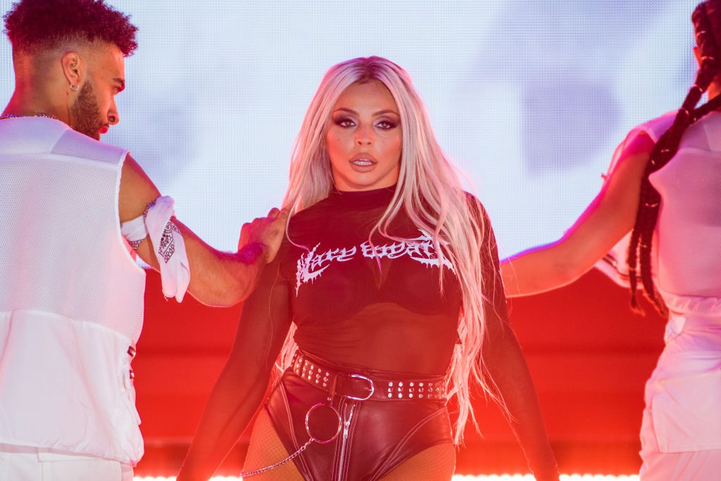 Jesy Nelson recalls years of online bullying she once faced