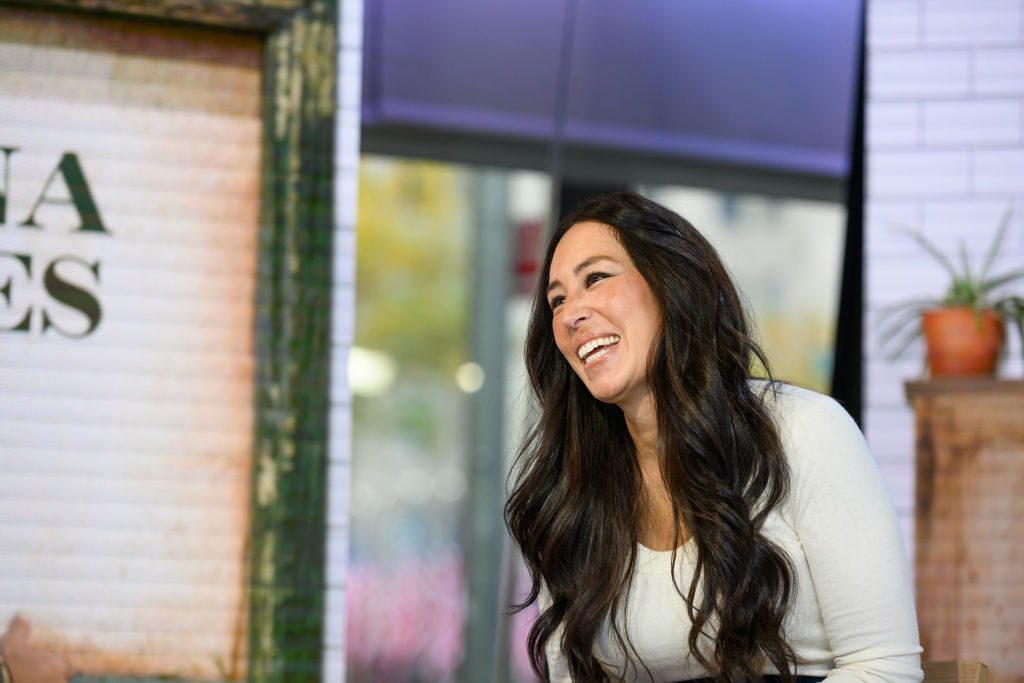 Joanna Gaines on the 'Today Show.' | Nathan Congleton/NBC/NBCU Photo Bank via Getty Images