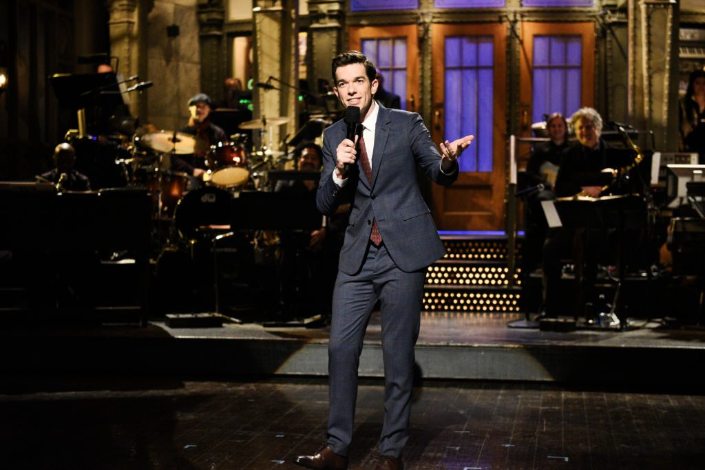 John Mulaney on 'Saturday Night Live'