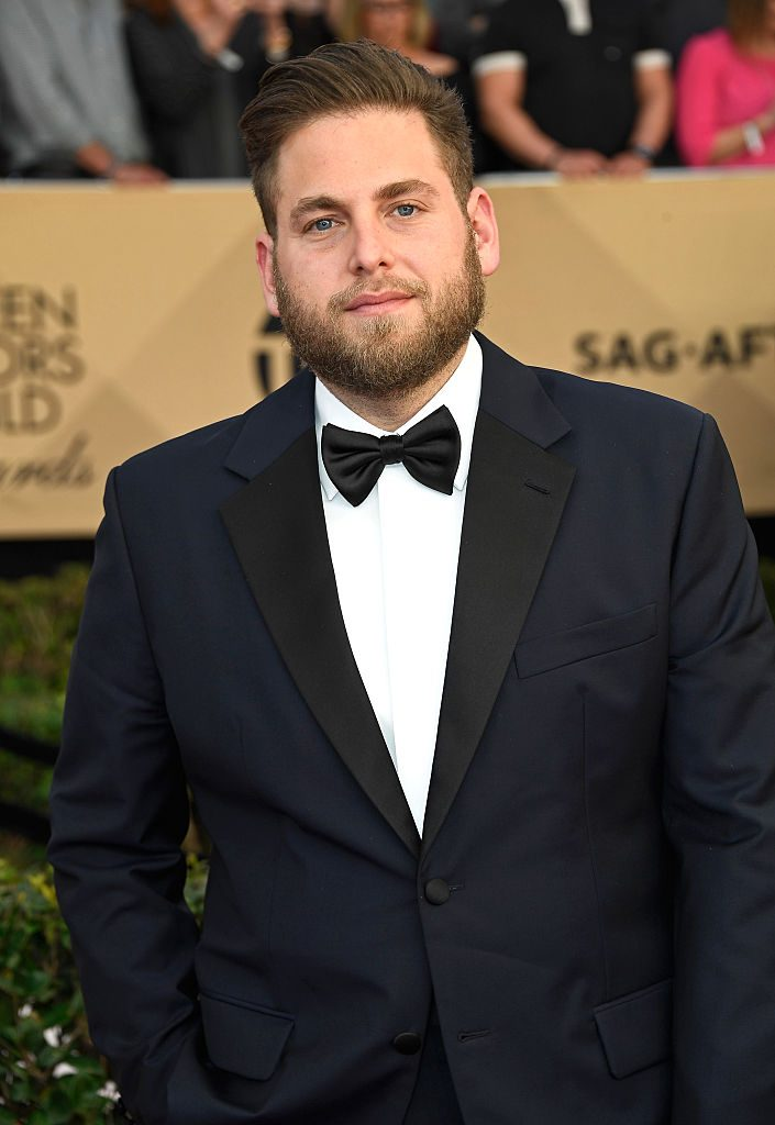 The Riddler possibility Jonah Hill