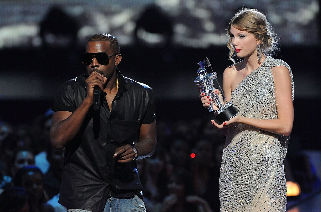 Kanye West Taylor Swift history