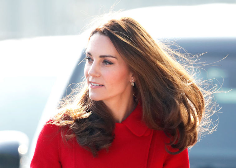 Here S How Kate Middleton Keeps Her Hair So Perfect