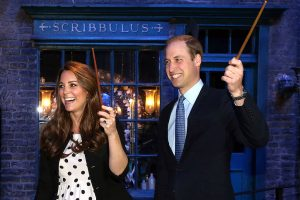 This is the 1 Thing Prince William Says He and Harry Potter Have in Common