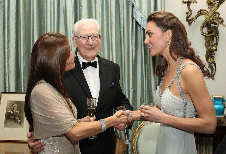 Kate Middleton scar