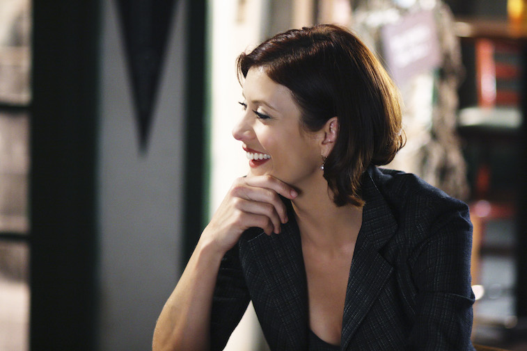 Kate Walsh as Addison on Grey's Anatomy