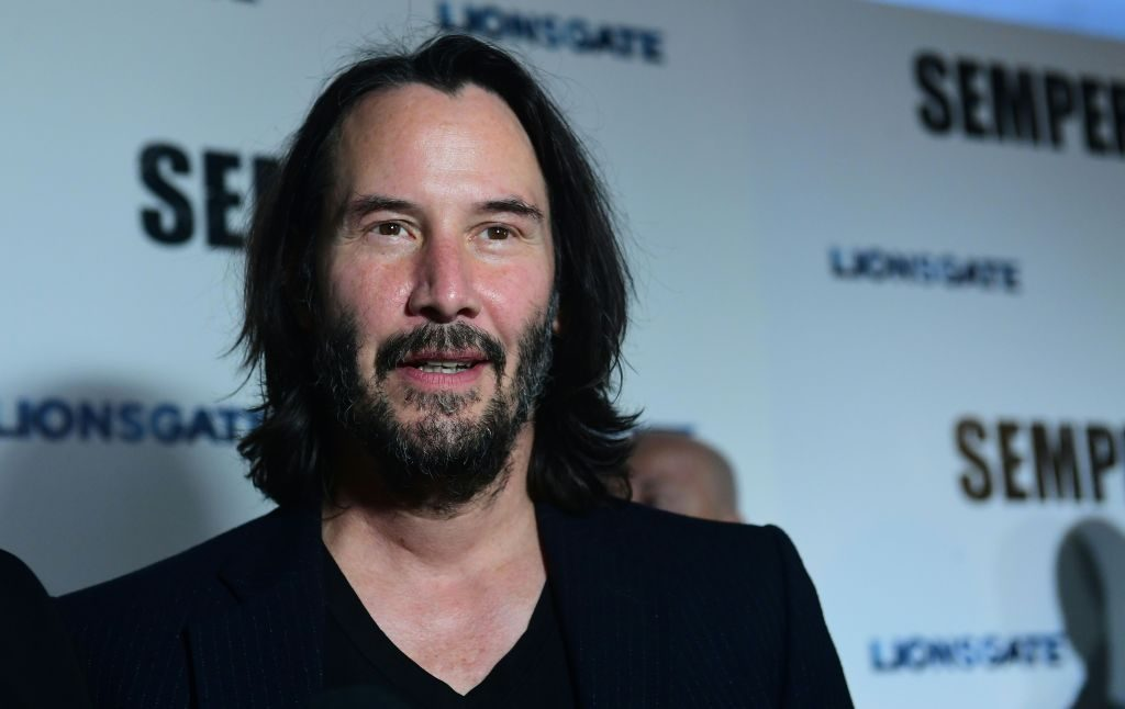How Does Keanu Reeves Keep Getting Better With Age?
