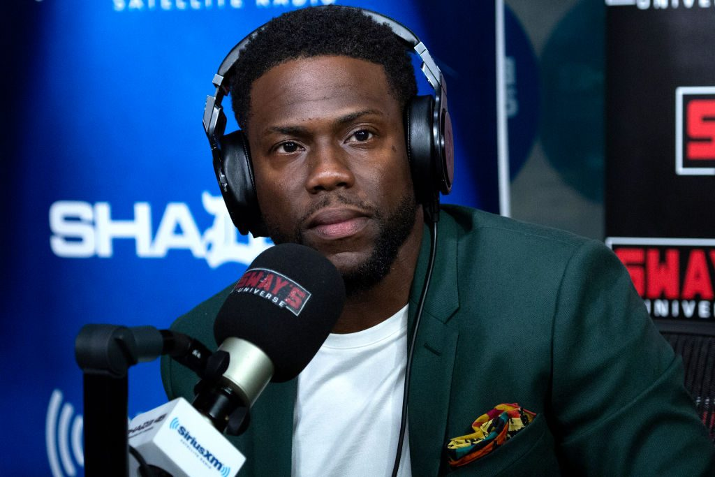 TMZ: Kevin Hart released from hospital following serious crash