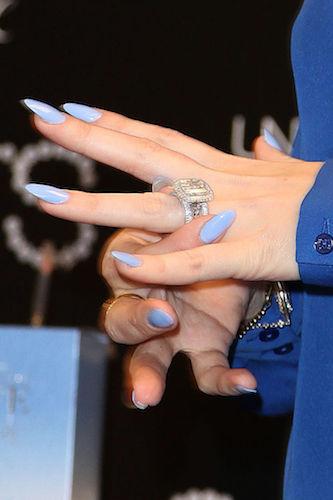 Khloé Kardashian wedding ring