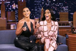 How Did Kim Kardashian West and Winnie Harlow Come To Be Friends and Business Partners?