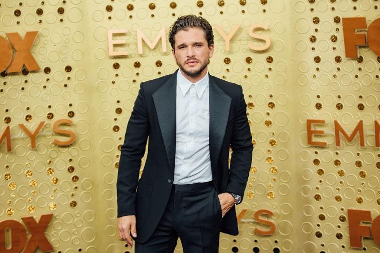 Kit Harrington at the 71st Emmy Awards