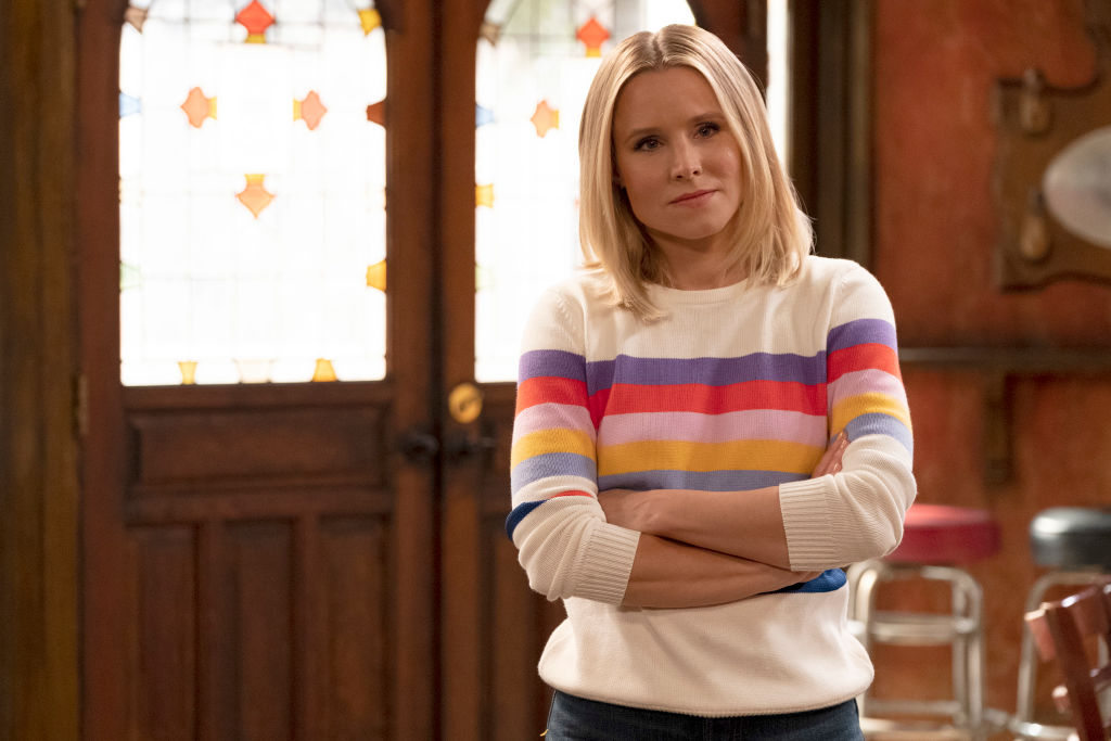 Kristen Bell as Eleanor Shellstrop on 'The Good Place'