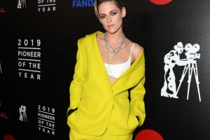 Acting Wasn't Actually Kristen Stewart's First Career Choice