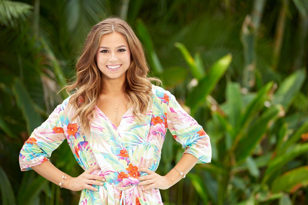 Kristina Schulman on 'Bachelor in Paradise'