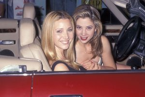 Are Lisa Kudrow and Mira Sorvino Onboard with Doing a 'Romy and Michele' Sequel?