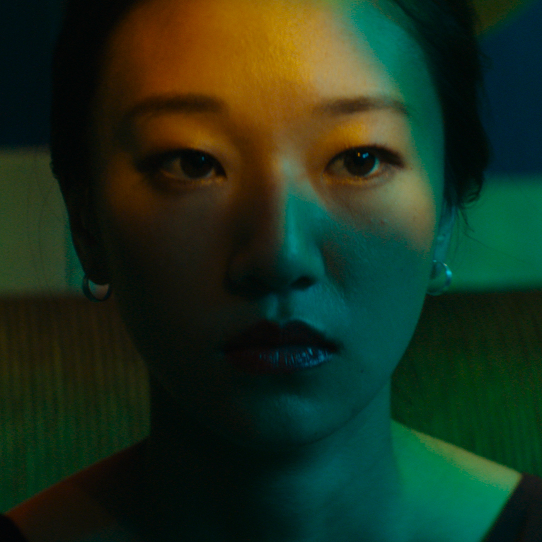 Tiffany Chu in Ms. Purple