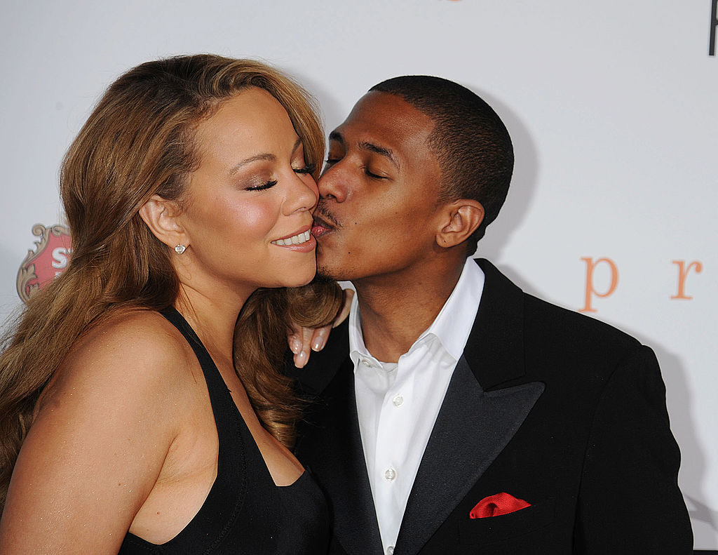 Nick Cannon Says Mariah Carey Is the Only Woman Hed Ever