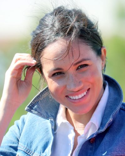 Meghan Markle visits Waves for Change in South Africa.