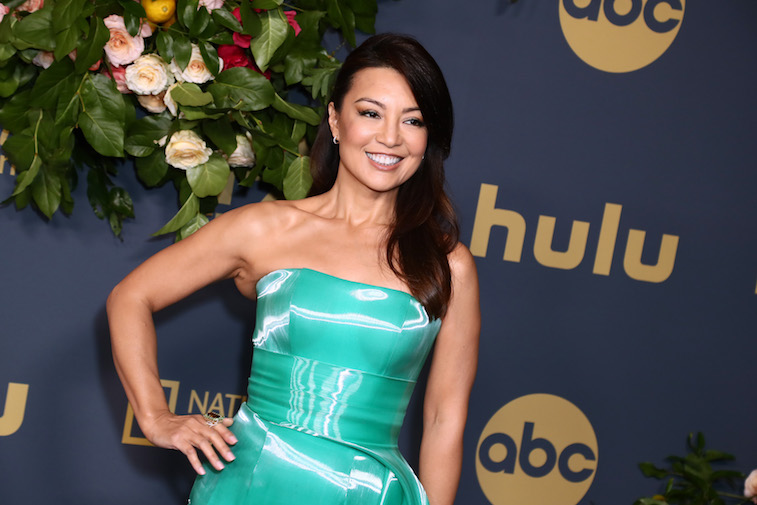 Ming-Na Wen pictured at the Walt Disney Television Emmy Party