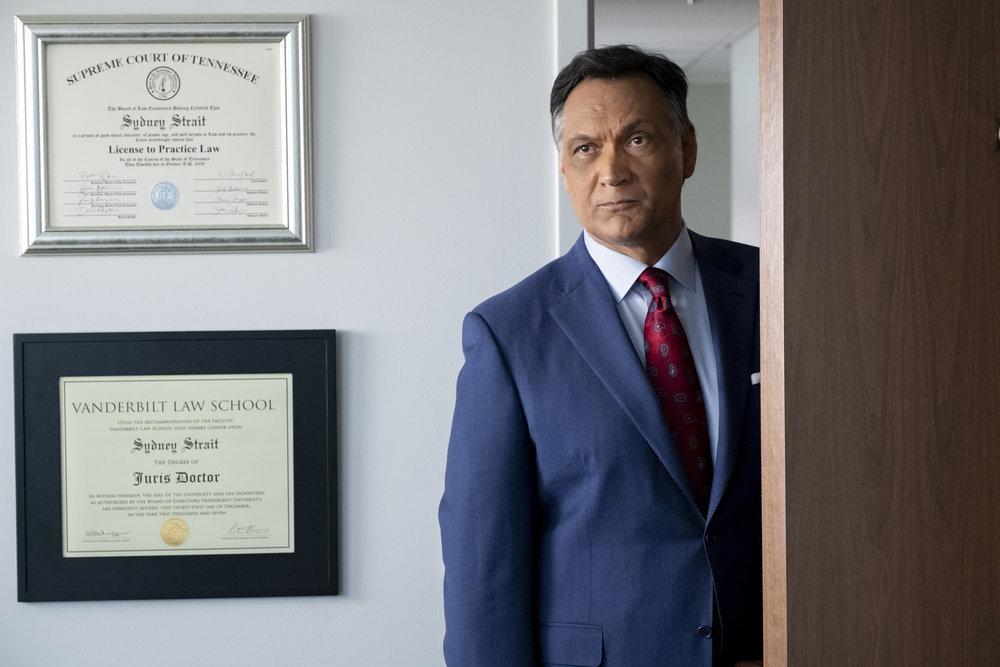 Jimmy Smits in Bluff City Law
