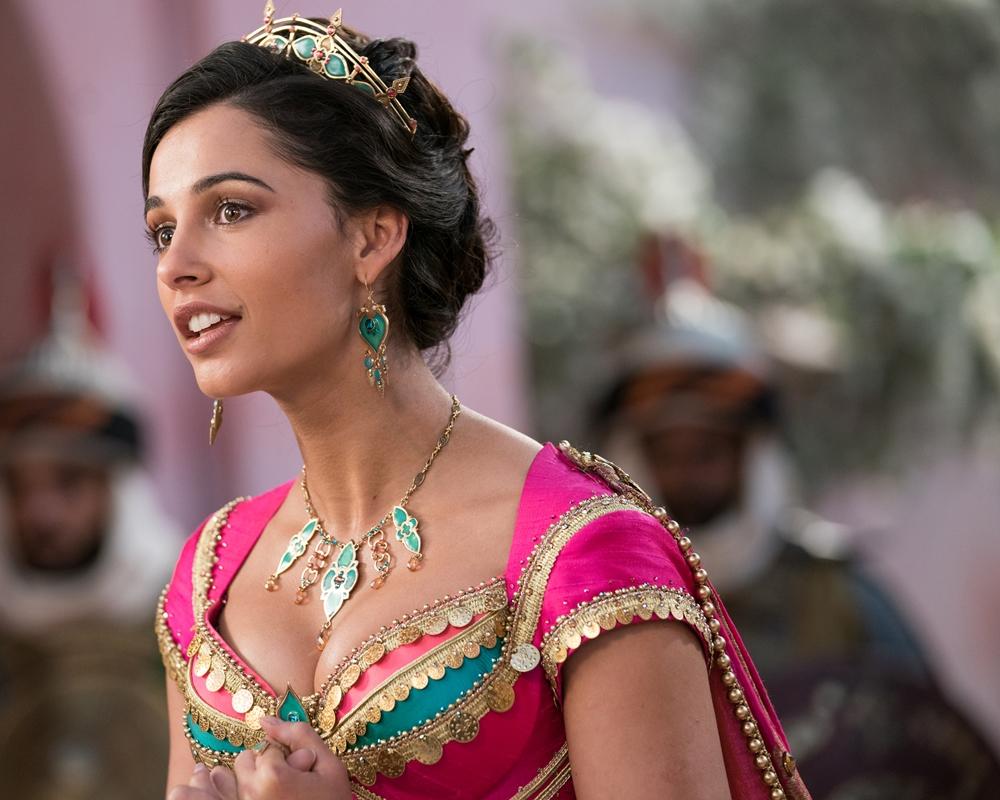 Naomi Scott in Aladdin