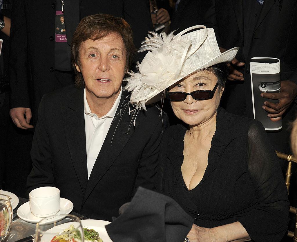 Are Paul Mccartney And Yoko Ono Friends