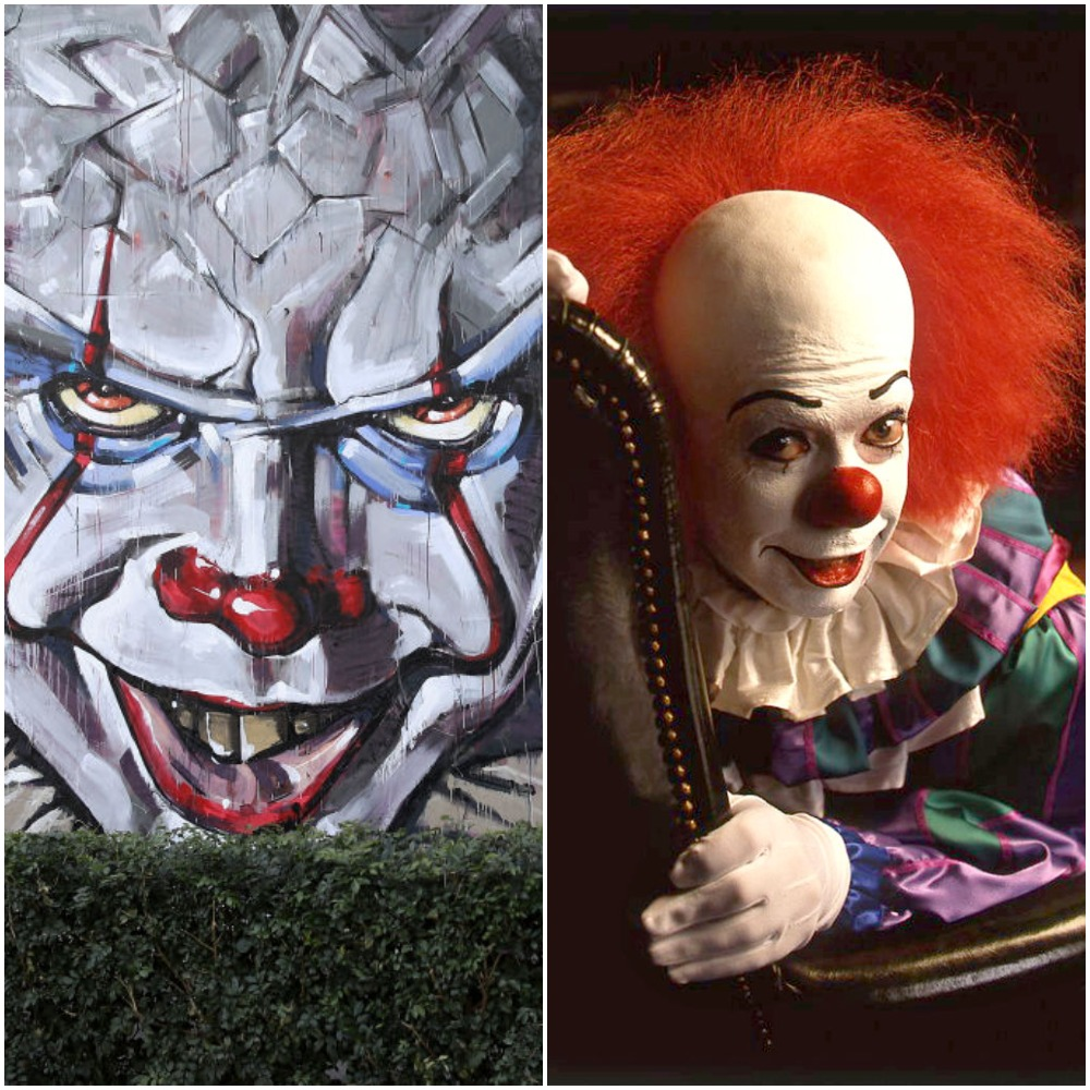 It Tim Curry vs. Bill Skarsgard