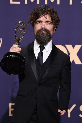 Peter Dinklage wins an Emmy