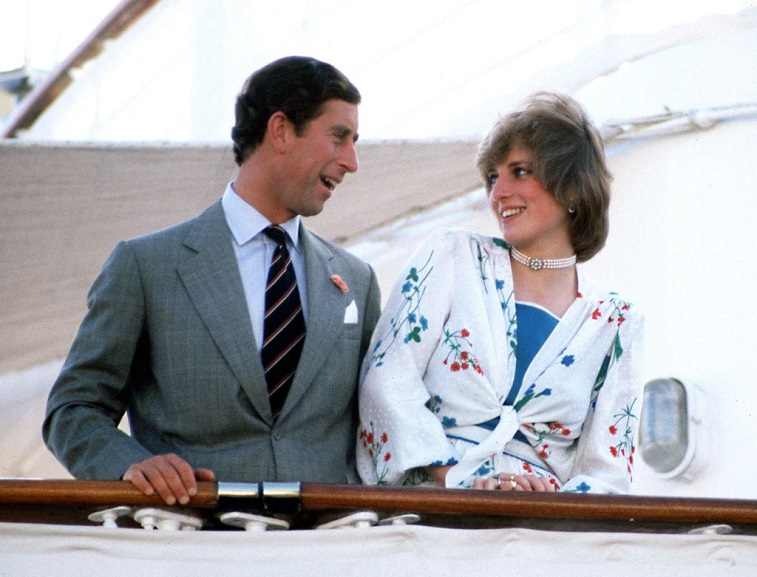 The Prince and Princess of Wales leave Gibraltar