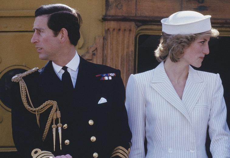 Prince Charles and Princess Diana