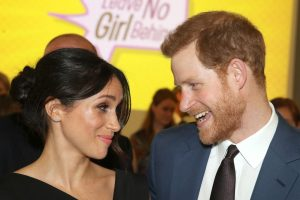 From Undercover Spies to a U.S. Takeover: Conspiracy Theories About Prince Harry and Meghan Markle's Marriage