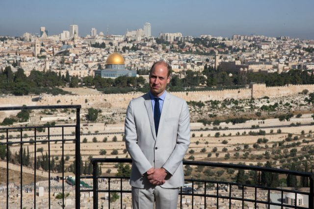 Prince William Mount of Olives