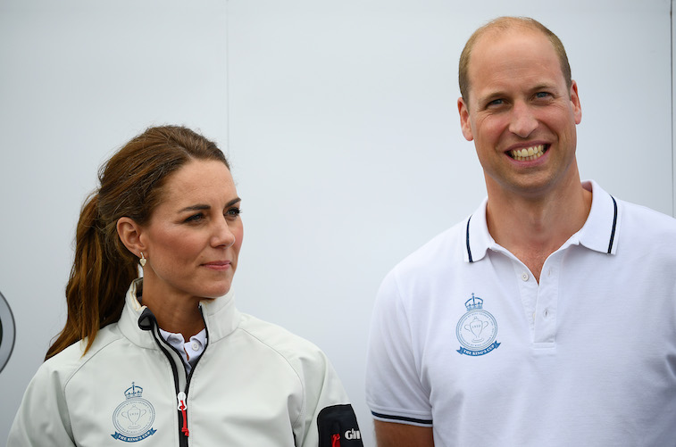 and Prince William