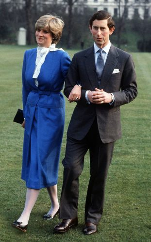 Princess Diana Prince Charles engagement