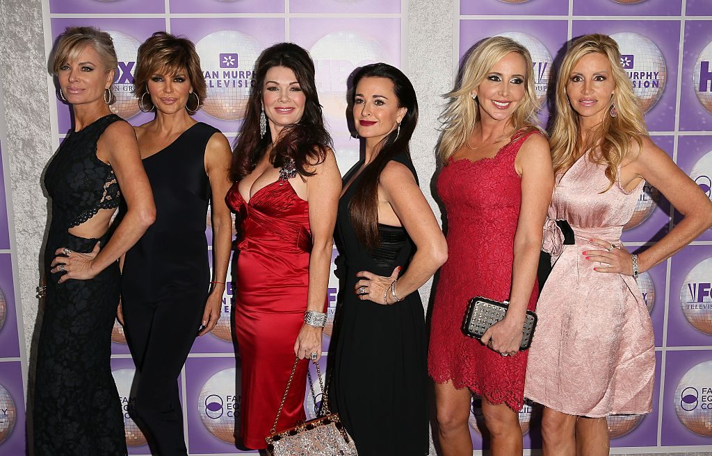 Has the Feud Between Lisa Vanderpump and Eileen Davidson From 'RHOBH' Been Reignited?