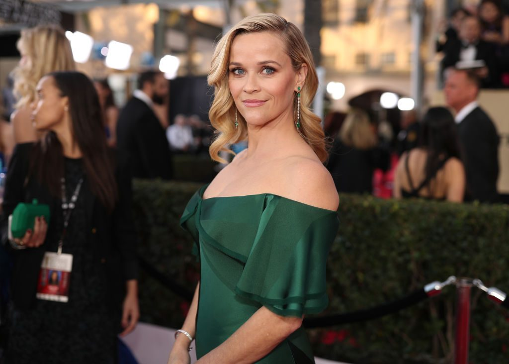 Reese Witherspoon and Stranger Things