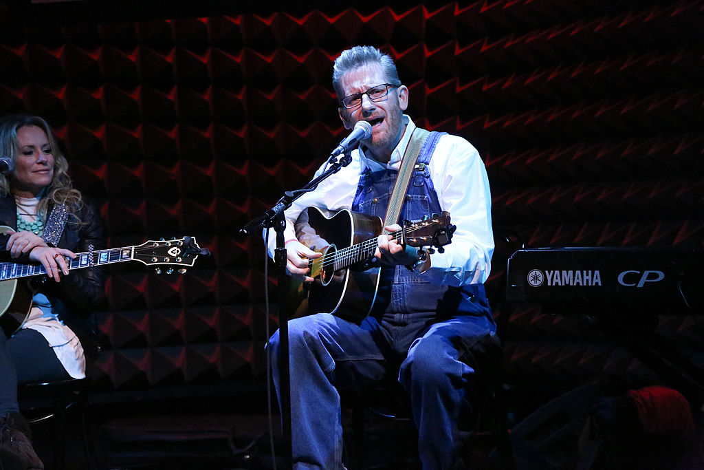 Rory Feek performs during the 2013 CMA Songwriters Series at Joe's Pub