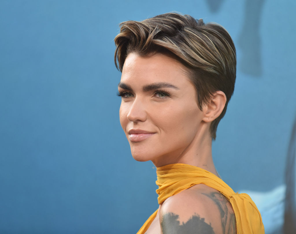 Why Ruby Rose Is Covering Up These Tattoos On Batwoman