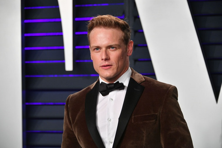 'Outlander': Sam Heughan Wins a Saturn Award