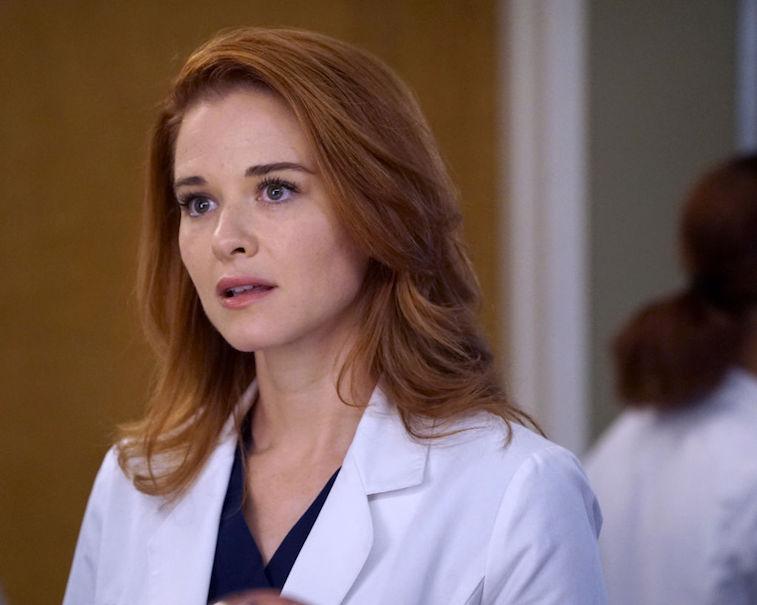 Sarah Drew on Grey's Anatomy