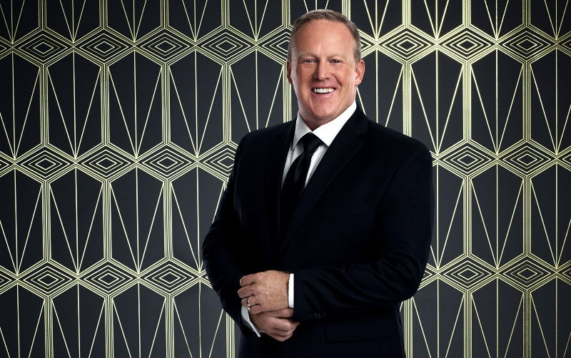 Sean Spicer on 'Dancing with the Stars'