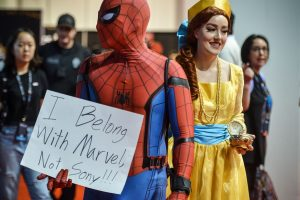 Are Sony and Disney Renegotiating Over 'Spider-Man'?