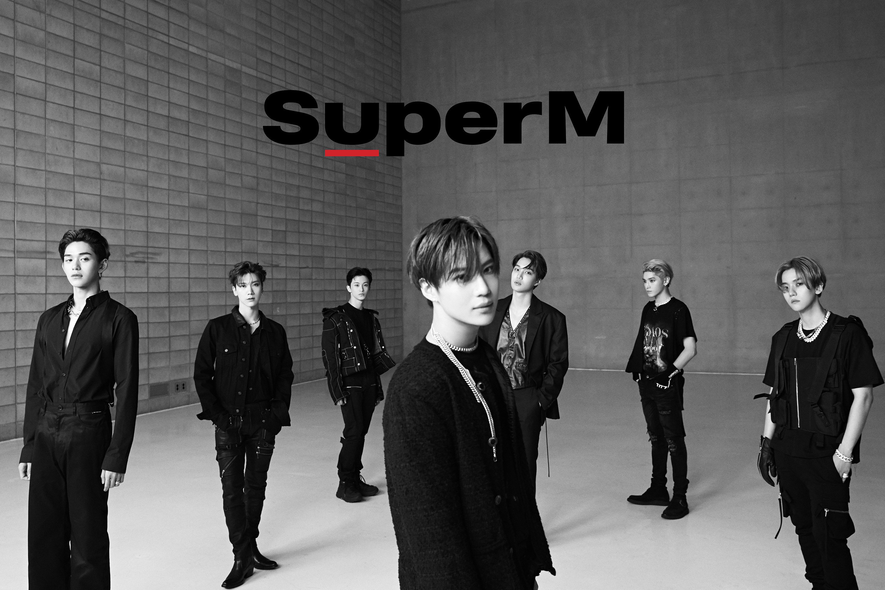 SuperM announces first concert