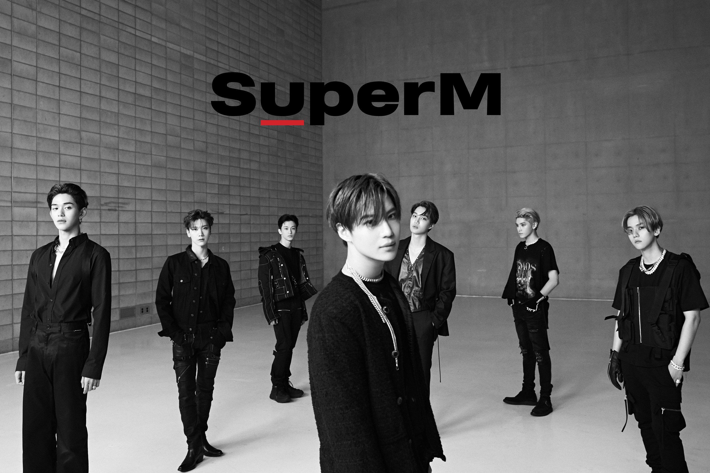 SuperM announces first concert