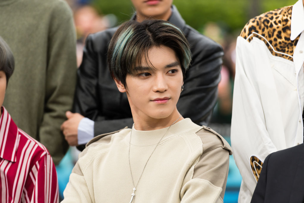 SuperM Taeyong