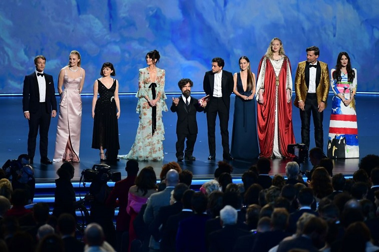 The cast of 'Game of Thrones'