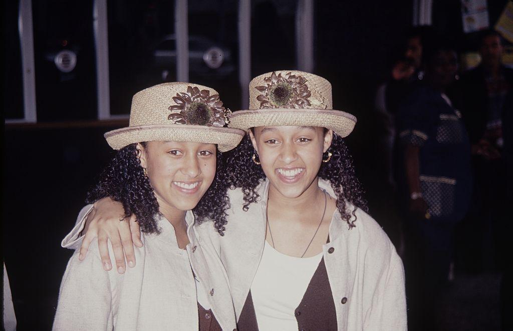 Tia and Tamera Mowry