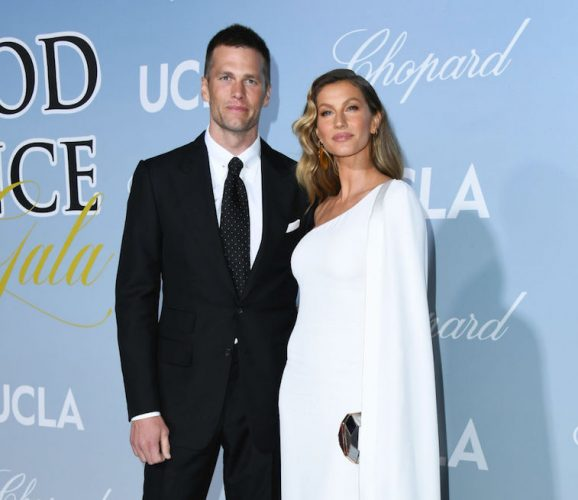 Tom Brady Says Gisele Bündchen is Psychic, Can Predict Whether He'll Win the Super Bowl