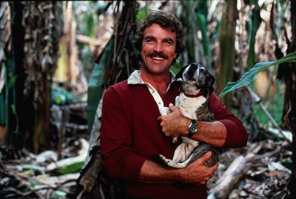 Tom Selleck in Magnum P.I.    CBS Photo Archive/Getty Images